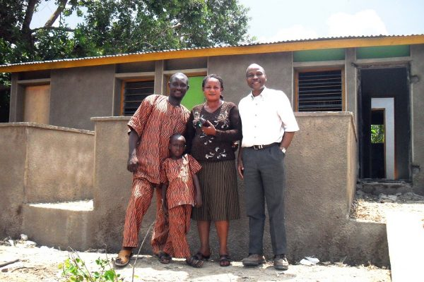 """With God's Divine Intervention, We Are Now Proud Homeowners"" – Bright & Priscilla Kaalu"