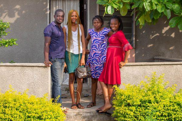 Mr Jonah Onaja and family 2